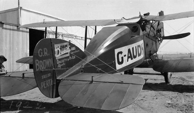 Bristol type 28 Tourer  ( 1/72 Roden )... fini!!! G-AUDH