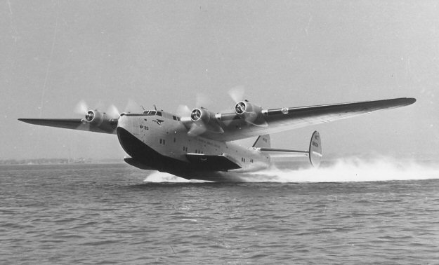 "Boeing 314 ""Honolulu Clipper"" Pan%20American%20Boeing%20314"