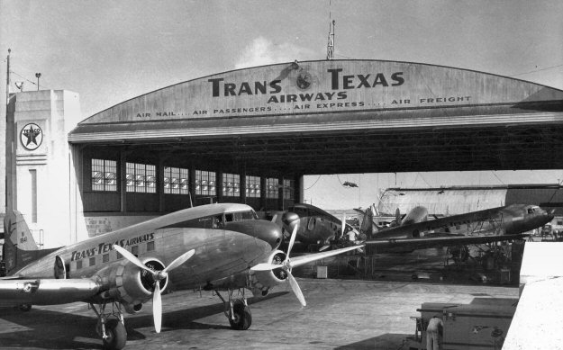 Trans Texas Airways Douglas DC31