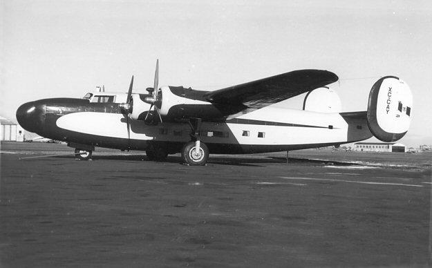 aeronaves - Aeronaves dependencias de  Gobierno  (México) ConvairLB-30